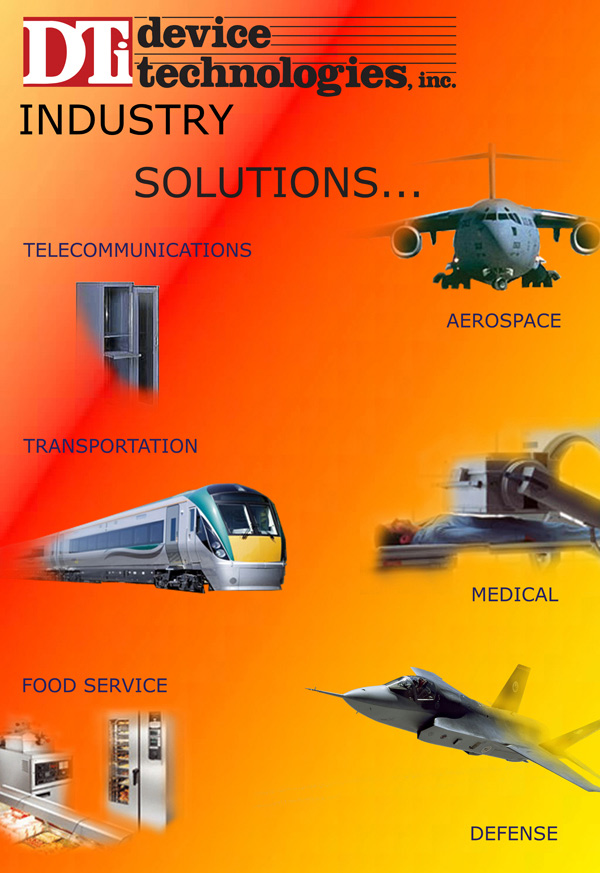 Industries We Work With