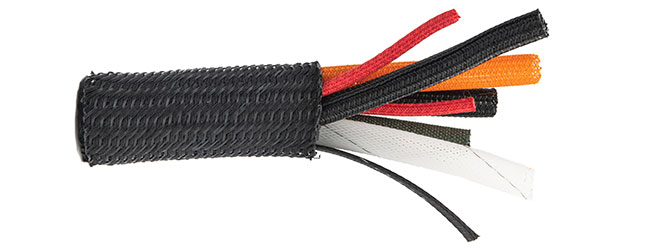 Protect-Fast Braided Sleeving and Wrap