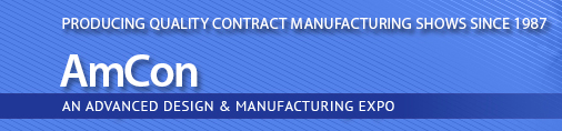 DTi to attend AmCon Advanced Design & Manufacturing ExpoMarch 19-20